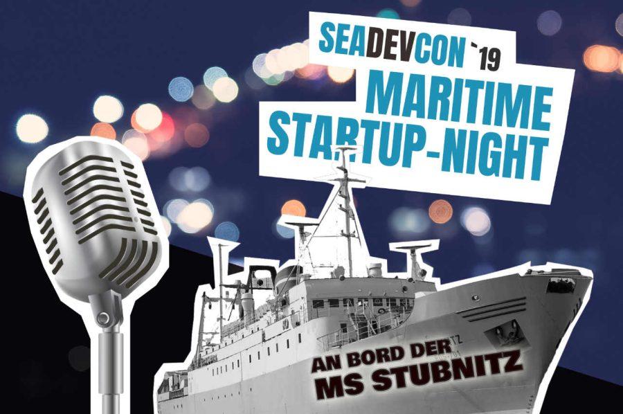 invitation to seadevcon maritime startup night Invitation to SEADEVCON & Maritime Startup Night