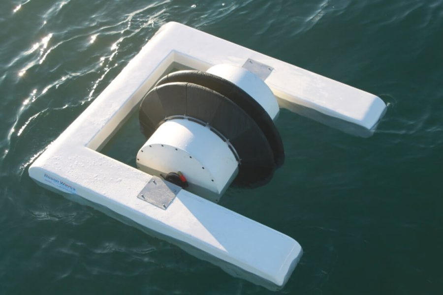 Resen waves power buoy