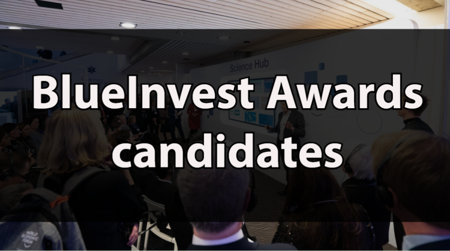 blueinvest awards BlueInvest Awards candidates announced