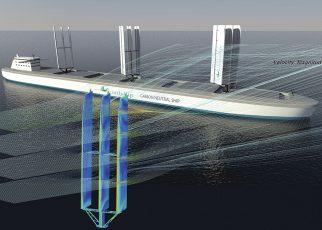 Windship-cfd-greener-shipping